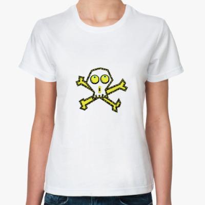 Классическая футболка Чудик!