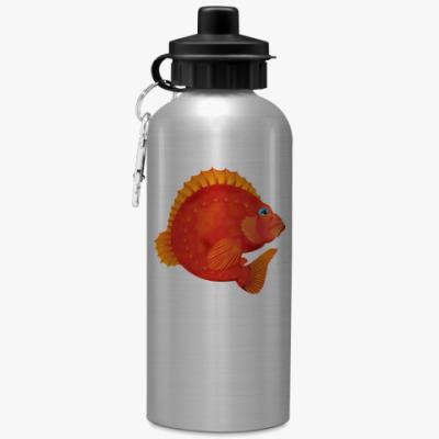 Спортивная бутылка/фляжка Морской окунь