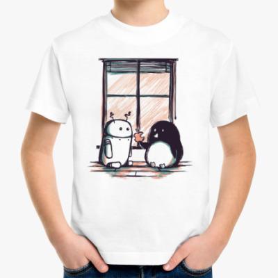 Детская футболка Лучшие друзья