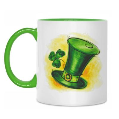 Кружка 'Irish Hat'