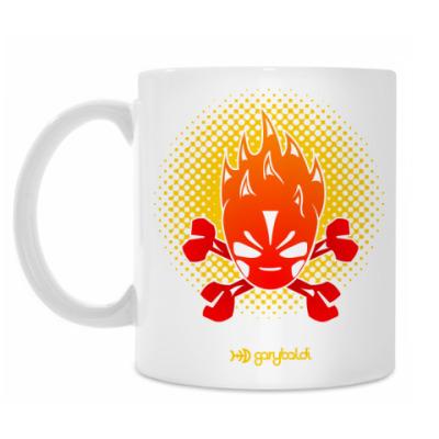 Кружка FlamingScul