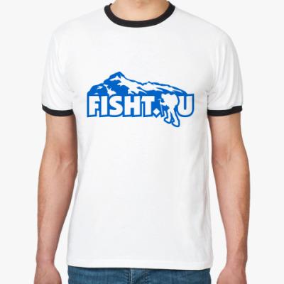 Футболка Ringer-T RT  футболка