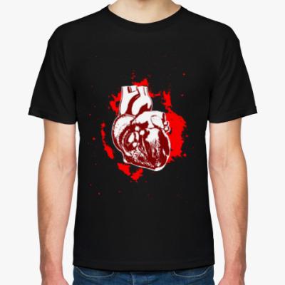 Футболка Samael's Symbols (Сердце)