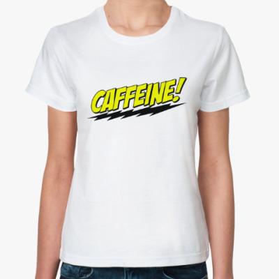 Классическая футболка Кофе