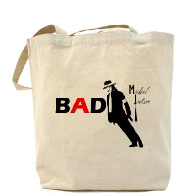 Сумка BAD Холщовая сумка