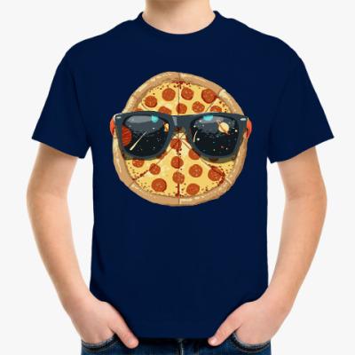 Детская футболка Пицца