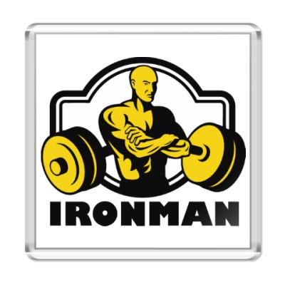 Магнит Ironman