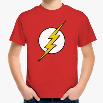 Детская футболка The Flash