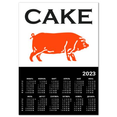 Календарь Cake