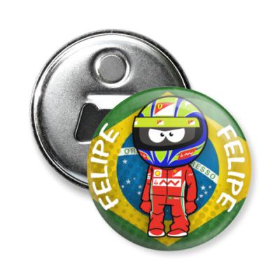 Магнит-открывашка -открывашка Felipe