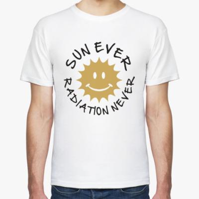 Футболка Солнце всегда