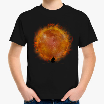 Детская футболка Звезда по имени Солнце