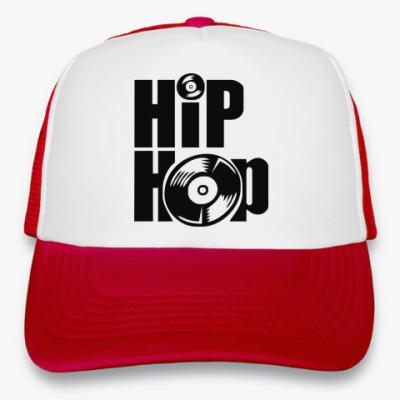 Кепка-тракер Кепка  Hip-Hop
