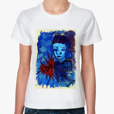Классическая футболка Вампир из Сумерков (Роберт)