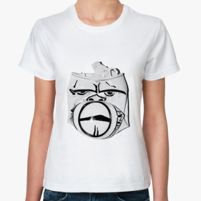 Классическая футболка Обезьян