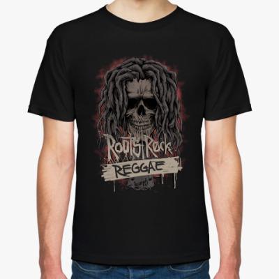 Футболка Bob Marley Roots, Rock, Reggae