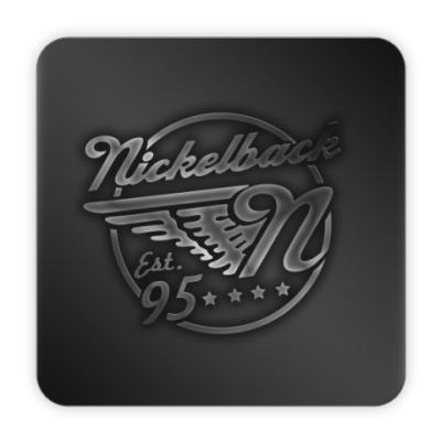 Костер (подставка под кружку) Nickelback