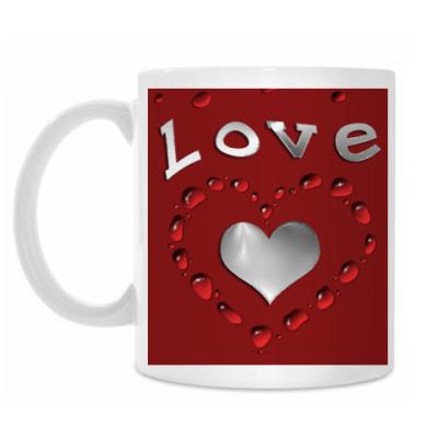 Кружка Love