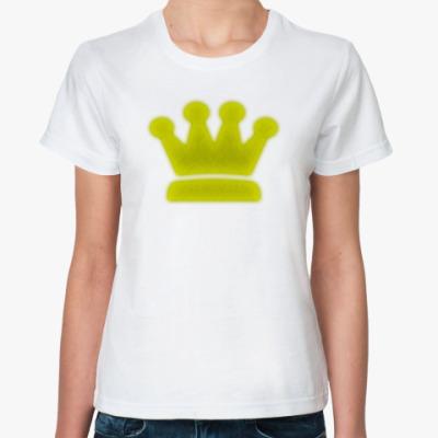 Классическая футболка Корона