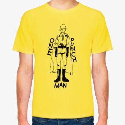 Футболка Ванпанчмен One Punch Man