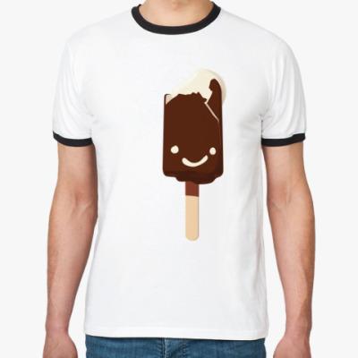 Футболка Ringer-T Ice cream