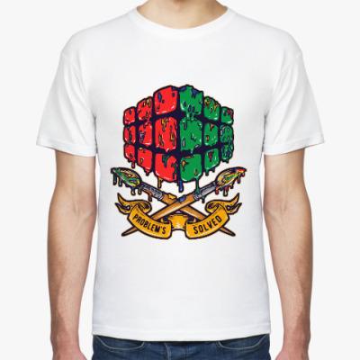 Футболка Кубик Рубика   Спидкубинг