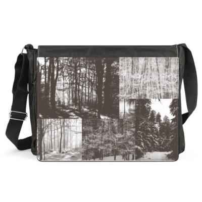 Сумка лес