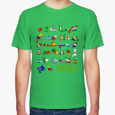 Футболка FIFA 2014