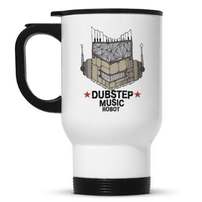 Кружка-термос Dubstep