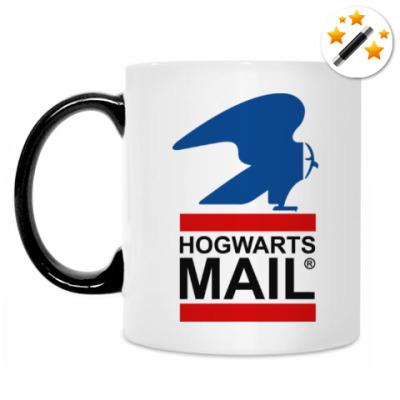Кружка-хамелеон Harry Potter - Почта Hogwarts