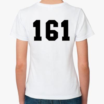 Классическая футболка Ростов 161