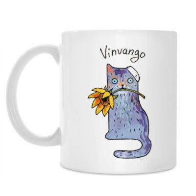 Кружка Vinvango из серии 'Art cats'