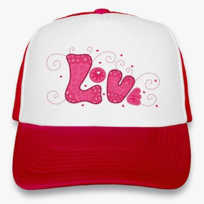 Кепка-тракер Pink Love