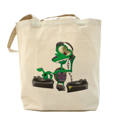 Сумка DJ Turtle