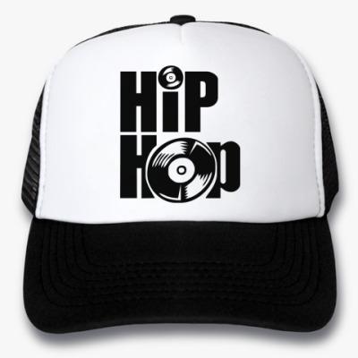 Кепка-тракер  Hip-Hop