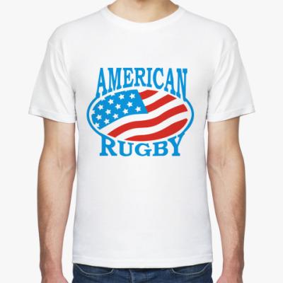 Футболка Регби США