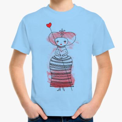 Детская футболка Queen of Hearts, Alice's Adventures in Wonderland