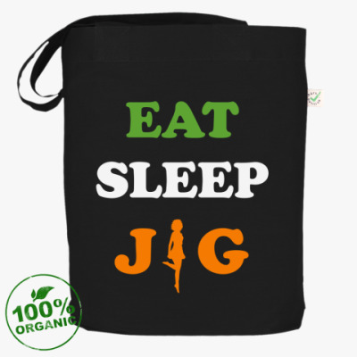 Сумка Eat.Sleep.Jig