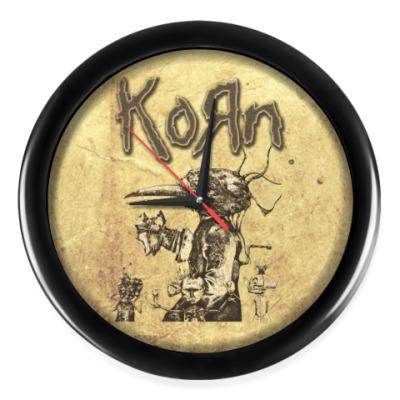Настенные часы Korn