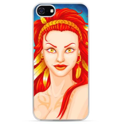 Чехол для iPhone Рыжая