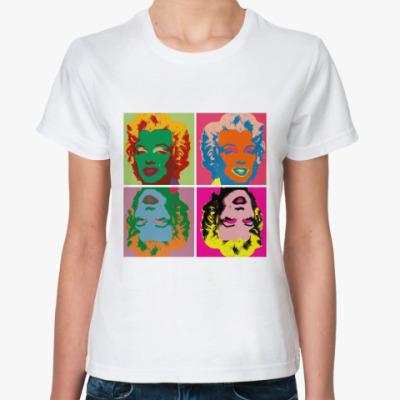 Классическая футболка Warhol