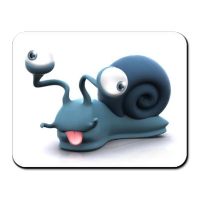 Коврик для мыши Коврик Mad Snail