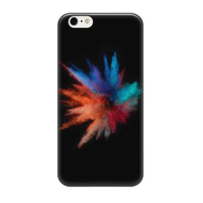 Чехол для iPhone 6/6s Краски