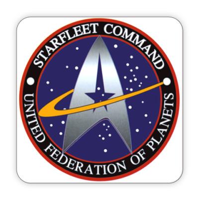 Костер (подставка под кружку) Starfleet