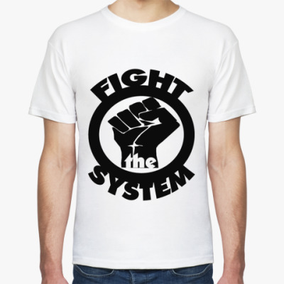 Футболка Fight the System