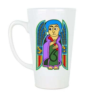 Чашка Латте Ангел