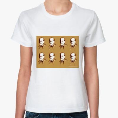 Классическая футболка Фрейд