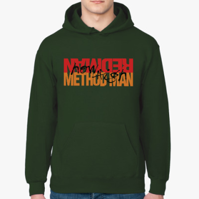 Толстовка худи Method Man & Redman