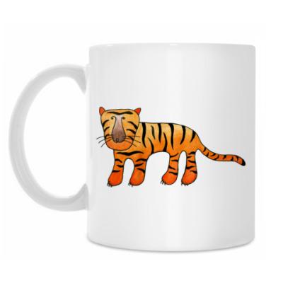 Кружка 'Тигр'
