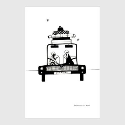 Постер Runaway